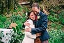 Stephanie + Kari - An Aberdour, Fife Intimate Wedding 17