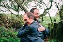 Stephanie + Kari - An Aberdour, Fife Intimate Wedding 18