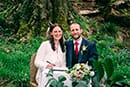 Stephanie + Kari - An Aberdour, Fife Intimate Wedding 19
